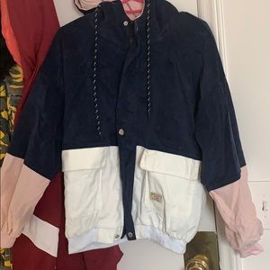 Velvet Corduroy Jacket